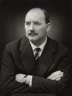 Frank Beswick, Baron Beswick, by Bassano Ltd - NPG x170081