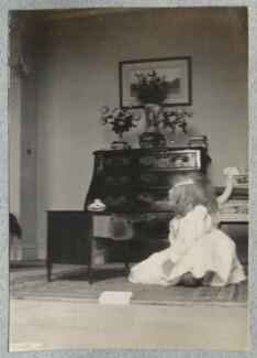 Julian Vinogradoff (née Morrell), by Lady Ottoline Morrell, 1908 - NPG Ax140080 - © National Portrait Gallery, London