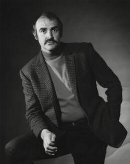 Sean Connery, by Godfrey Argent - NPG x6352