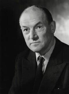 Sir Andrew Maitland-Makgill-Crichton, by Godfrey Argent - NPG x7024