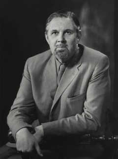 Alfred George Deller, by Godfrey Argent - NPG x13347