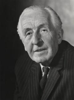 Sir Brian Gwynne Horrocks, by Godfrey Argent - NPG x18588