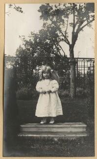 Julian Vinogradoff (née Morrell), by Lady Ottoline Morrell - NPG Ax140150