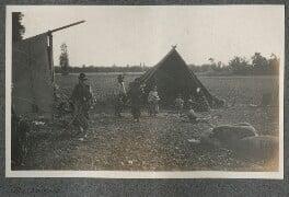'Russian gypsies', by Lady Ottoline Morrell - NPG Ax140167