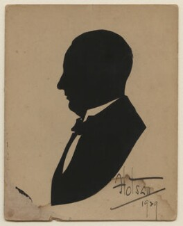 Gustav Holst, by Harry Lawrence Oakley - NPG D20559