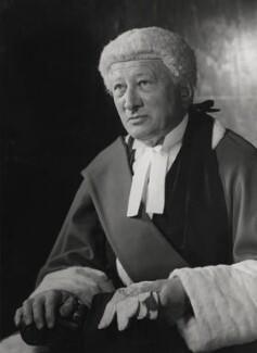 Sir Sebag Shaw, by Godfrey Argent - NPG x165712
