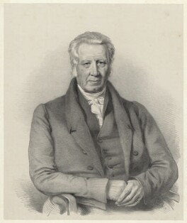 Robert Jarratt, by Richard James Lane - NPG D22432