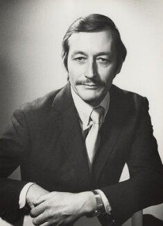 John Neville, by Godfrey Argent - NPG x165729