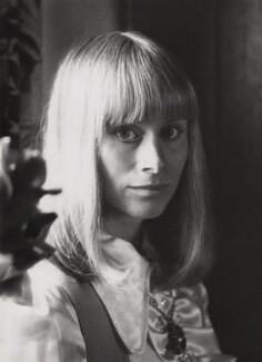 Rita Tushingham, by Godfrey Argent - NPG x165753