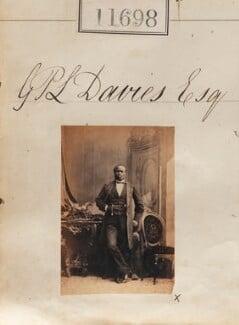 James Pinson Labulo Davies, by Camille Silvy - NPG Ax61381