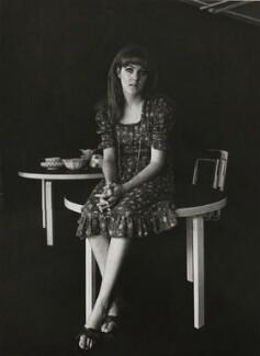 Lynn Redgrave, by Godfrey Argent - NPG x165759