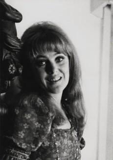 Lynn Redgrave, by Godfrey Argent - NPG x165760