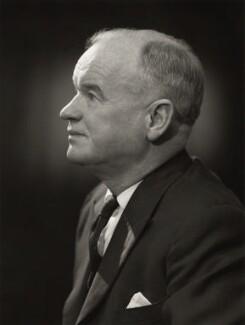 Arthur Henderson, Baron Rowley, by Bassano Ltd - NPG x170129