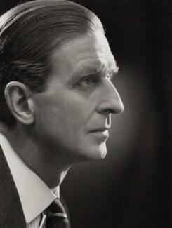 John Norman Stuart Buchan, 2nd Baron Tweedsmuir, by Bassano Ltd - NPG x170177