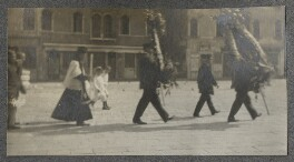 'Procession', by Lady Ottoline Morrell - NPG Ax140234