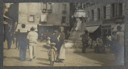 Street in Venice, by Lady Ottoline Morrell - NPG Ax140236