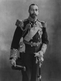 King George V, by and after Bassano Ltd - NPG x170271