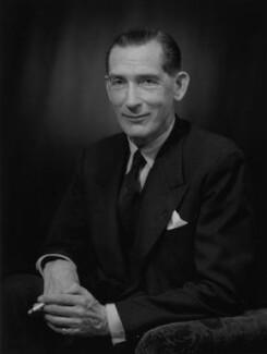 Geoffrey Paul Stevens, by Bassano Ltd - NPG x170272