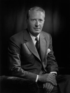 Sir Edward Heath, by Bassano Ltd - NPG x170277