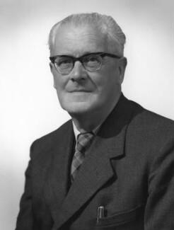 (Archibald) Fenner Brockway, Baron Brockway, by Bassano Ltd - NPG x170288