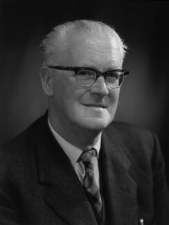 (Archibald) Fenner Brockway, Baron Brockway, by Bassano Ltd - NPG x170289