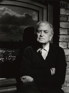 David Lean, by Jill Kennington - NPG x127154