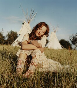 Alice Temperley, by Venetia Dearden - NPG x127160