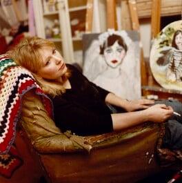 Stella Vine (née Melissa Robson), by Venetia Dearden - NPG x127161