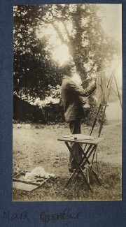 Mark Gertler, by Lady Ottoline Morrell - NPG Ax140586