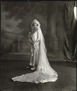 Edwina Cynthia Annette (née Ashley), Countess Mountbatten of Burma, by Vandyk - NPG x129674