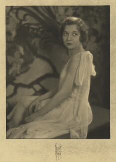 Louise Browne, by Rayhuff Richter - NPG x127085