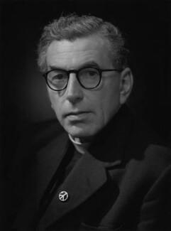 Lewis John Collins, by Bassano Ltd - NPG x170345