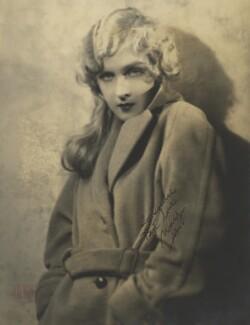 Mary Eaton, by Hal Phyfe - NPG x127115