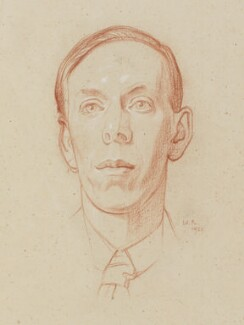 John Freeman, by William Rothenstein - NPG 6709