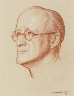 Sir Hugh Walpole, by William Rothenstein - NPG 6712
