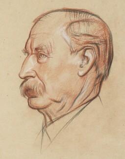 Sir Aston Webb, by William Rothenstein - NPG 6713