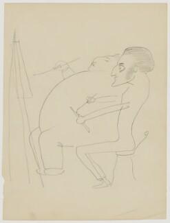 Paul Nash; John Nash, by John Nash - NPG D20566
