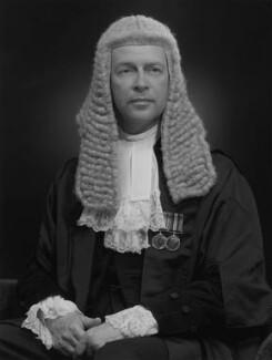 Sir Ralph Vincent Cusack, by Bassano Ltd - NPG x170444