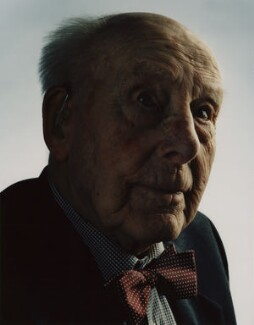 Henry William Allingham, by Giles Price, 21 June 2004 - NPG x127191 - © Giles Price