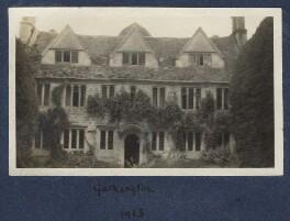 'Garsington', by Lady Ottoline Morrell - NPG Ax140428