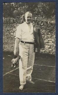 Boris von Anrep, by Lady Ottoline Morrell - NPG Ax140451