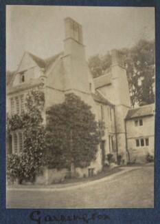 'Garsington', by Lady Ottoline Morrell - NPG Ax140487
