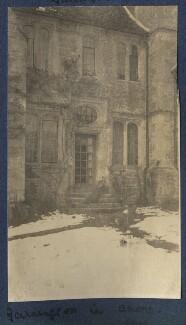 'Garsington', by Lady Ottoline Morrell - NPG Ax140488