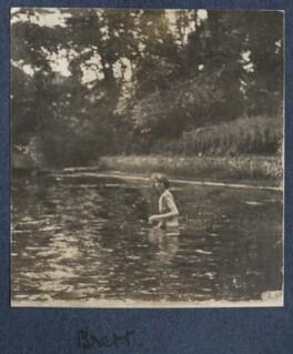 Dorothy Brett, by Lady Ottoline Morrell - NPG Ax140489