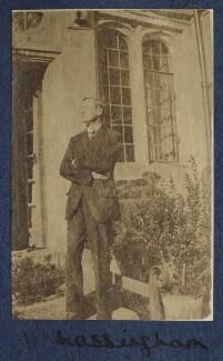 Henry William Massingham, by Lady Ottoline Morrell - NPG Ax140494