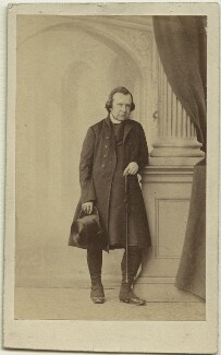 Samuel Wilberforce, by Caldesi, Blanford & Co, early 1860s - NPG x27389 - © National Portrait Gallery, London