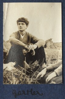 Mark Gertler, by Lady Ottoline Morrell - NPG Ax140527