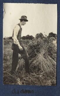 Aldous Huxley, by Lady Ottoline Morrell - NPG Ax140532