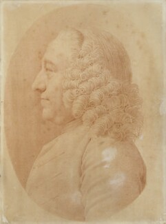 Charles Jennens, by Giles Hussey - NPG 6724