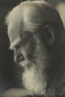 George Bernard Shaw, by Howard Coster - NPG Ax3423